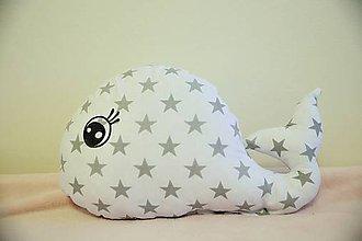 Textil - detský vankúšik - 10395447_