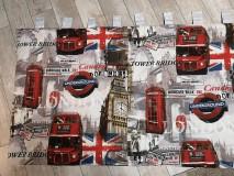 Úžitkový textil - Zástenka - London  - 10398128_