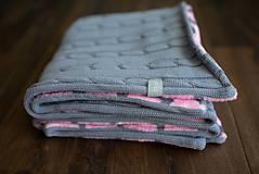 Textil - Detská deka