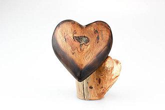 Dekorácie - Srdce - 10399232_