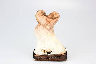 Dekorácie - Srdce - 10399555_