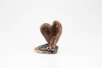 Dekorácie - Srdce - 10399557_