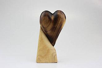 Dekorácie - Srdce - 10399574_