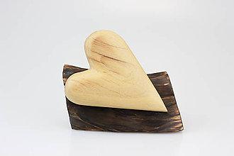 Dekorácie - Srdce - 10399583_