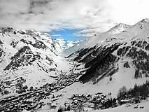 Fotografie - Snehové kráľovstvo - 10401302_