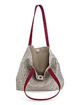 Veľké tašky - Kabelka Rostellum Colora - 10398539_