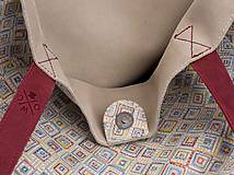 Veľké tašky - Kabelka Rostellum Colora - 10398542_