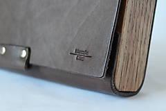 Tašky - Originálna kozmetická taška z pravej kože - Media - 10399136_