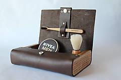 Tašky - Originálna kozmetická taška z pravej kože - Media - 10399196_