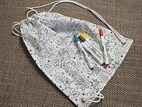 Detské tašky - Vak/Batoh detský - 10399687_
