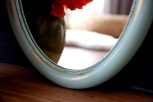 Zrkadlá - Oválne zrkadlo - 10401722_