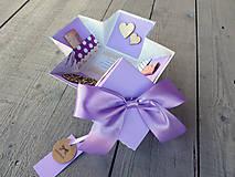 Papiernictvo - Krabička na peniate