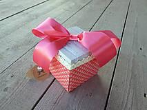 Papiernictvo - Krabička na peniaze