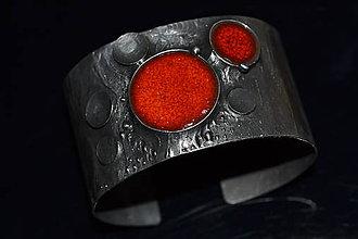 Náramky - ve dvou...keramika - 10400212_