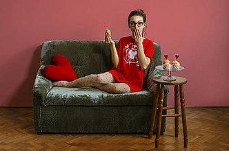 Tričká - Tričko STRELEC alebo STRELENÁ /biela - 10401805_