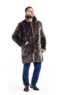 Oblečenie - Pánsky kožuch LA GARDE - 10404913_