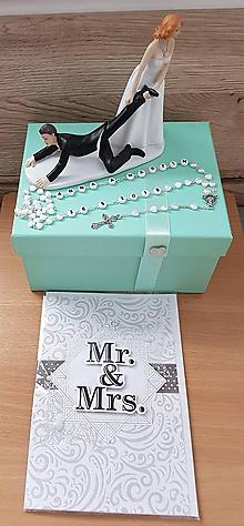 Krabičky - Krabička na peňažné dary - 10402298_