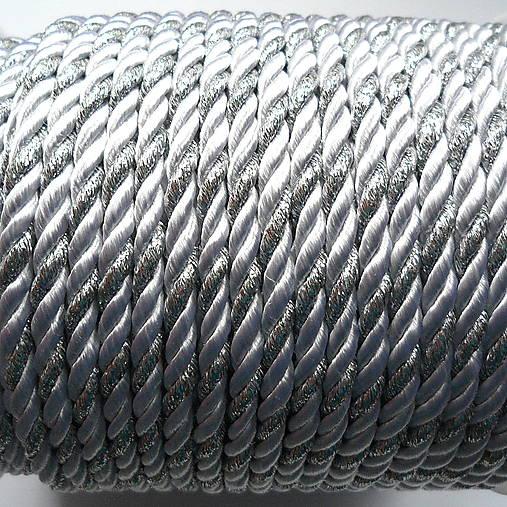 Šnúra točená 4mm-1m