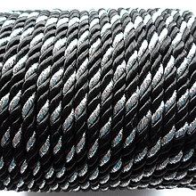 Galantéria - Šnúra točená 4mm-1m - 10405001_