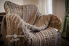 Úžitkový textil - dečka KATKA - 10403903_