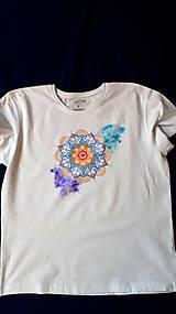 Tričká - Vo farbách čakier - 10404628_