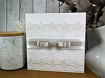 Papiernictvo - Svadobná pohľadnica - 10403102_
