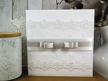 Papiernictvo - Svadobná pohľadnica - 10403104_