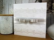 Papiernictvo - Svadobná pohľadnica - 10403105_