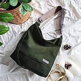 Kabelky - Lana (zelená) - 10402233_