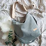 Kabelky - Lana (sivo-zelená) - 10402269_
