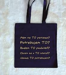 Nákupné tašky - šetriaca taška :) - 10405945_