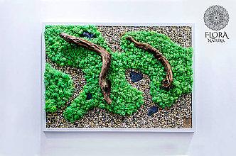 "Obrazy - Machový obraz ""Bless of Nature"" - 10402531_"