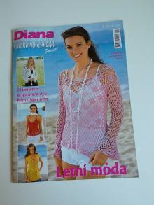 Návody a literatúra - Diana - špeciál - háčkovaná móda - 3 čísla (č. 11) - 10403428_