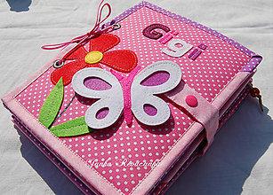 Hračky - Motýľ - 10404762_