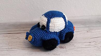 Hračky - autíčka (Modrá) - 10402374_