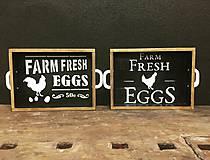 "Podnos ""Farm fresh"""