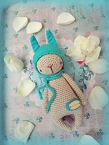 Drobnosti - Zajačik Honey Bunny - 10406317_