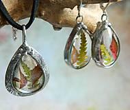 Sady šperkov - Souprava Ze zahrady - 10406952_