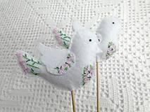Jarný zápich (Vtáčiky s výšivkou)