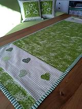 Úžitkový textil - Štóla Jarná - 10406497_