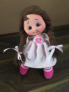 Hračky - bábika Sonja - 10406881_