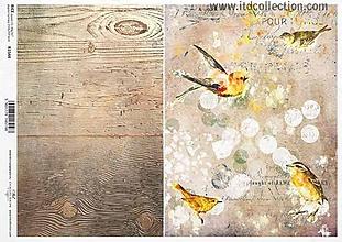 Papier - ryžový papier ITD 1544 - 10406750_