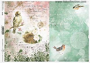 Papier - ryžový papier ITD 1546 - 10406758_