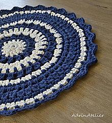 Úžitkový textil - koberec -mandala - 10406530_