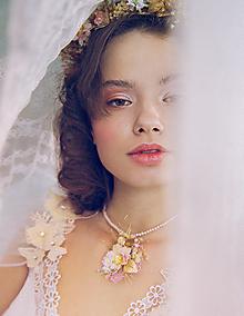 Náramky - Choker náhrdelník