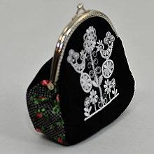 Peňaženky - Čierna - 10408924_