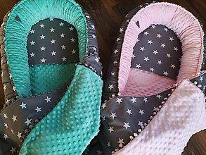 Textil - Hniezdo pre bábätko - 10408121_