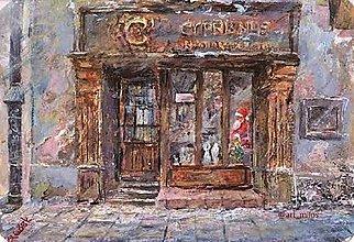 Obrazy - The shop. - 10410070_