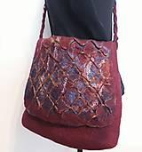 - Plstená taška - 10407490_