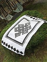Úžitkový textil - Uzol ŠŤASTIA - 10411311_